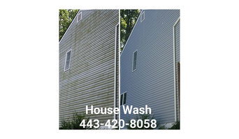 Ellicott City House Wash