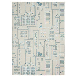 Contemporary Kids Rugs by Nourison