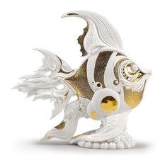 Lladro Angelfish Figurine 01002011