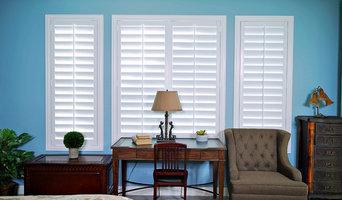 Master Bedroom Window Treatment Ideas-Polywood Shutters