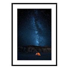 """""""The Sky Is My Blanket"""" Framed Digital Print by John Fan, 32x44"""""""