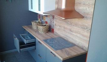 Кухня проектного ряда Touch