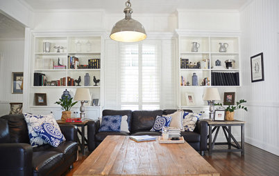 Beautiful Houzz Tours My Houzz A Family Home Big on Style and Space