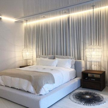 LED Lights and High Gloss Ceiling - Ft. Lauderdale