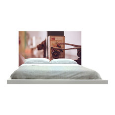-inchAround The House-inch Headboard