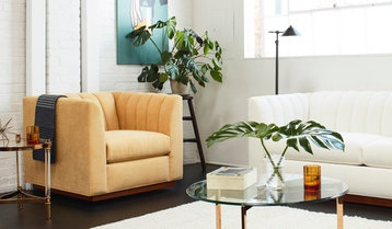 Up to 70% Off Armchairs and Accent Chairs