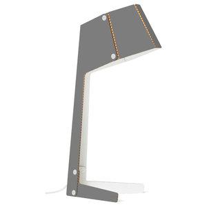 Andbros Model No 3 Table Lamp, Grey