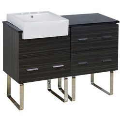 Contemporary Bathroom Vanities And Sink Consoles by Posh House