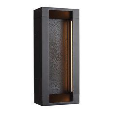 OL11601ORB-LED Mattix 2-Light ADA Outdoor LED Wall Sconce, Oil Rubbed Bronze