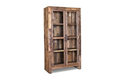 Fulton Solid Wood Bookcase