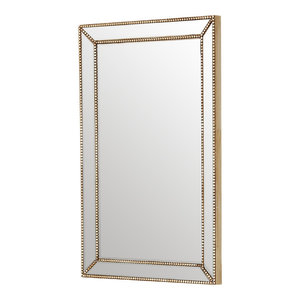 Abbyson Living Cosmo Rectangle Wall Mirror