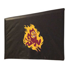 Arizona State TV Cover With Sparky Logo