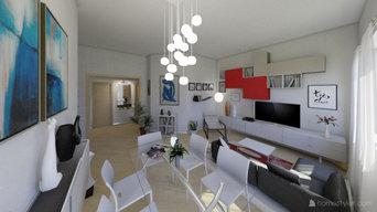 Restyling appartamento - come ricavare una camera in più...