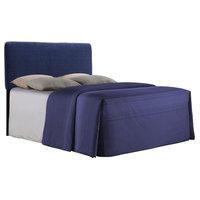 Pemberly Row Hiraeth Sapphire Full Upholstered Headboard With Padded Headboard