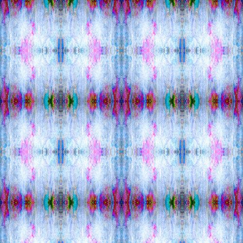 Sharon Holmin Interiors - Jeweled Fields 12 Peel and Stick Wallpaper, 2'x10' Rolls - Wallpaper