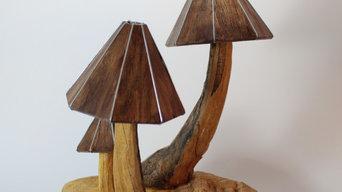 "Art of lamp ""Champignon Collection"""
