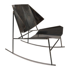 Terra Collection Rocking Chair, Camouflage