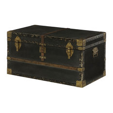 Hammary Hidden Treasures Trunk Cocktail Table 090-742