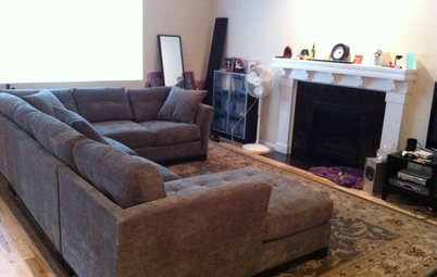 Washed Out to Knockout — See a Smart Living Room Makeover