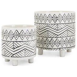 Scandinavian Indoor Pots And Planters by ShopLadder