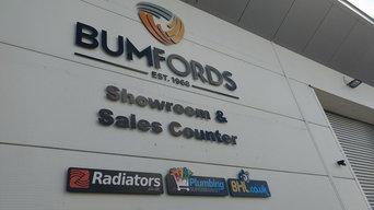 Bumford's Radiator, Underfloor Heating, Home Automation & Boiler Showroom
