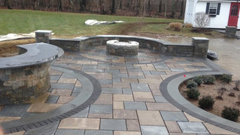 Outdoor Patio, Circular Theme