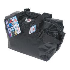 24-Pack Vinly Cooler, Black