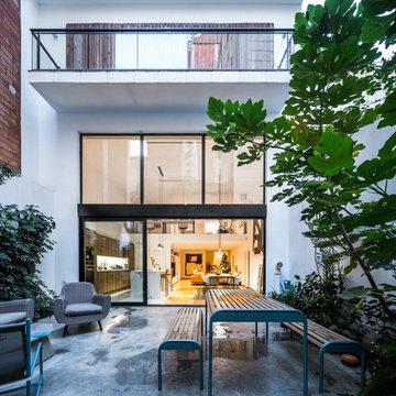 Gracia House by 08023 Architects - Barcelona