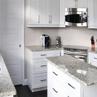 Giallo Verona Granite Kitchen