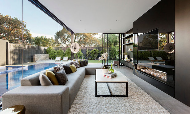 Contemporary  by LSA Architects