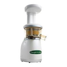 Omega VRT330 Vertical Extracting Juicer 120V, 2