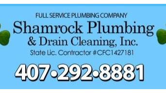 Shamrock Plumbing & Drain Cleaning, Inc.