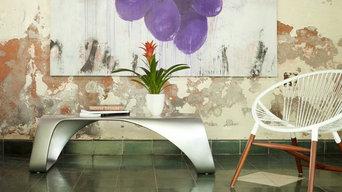 O bench/table