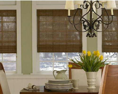 Dining Room- Window Treatments