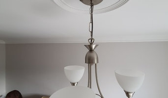Electrician work on Ceiling Lighting, Wandsworth