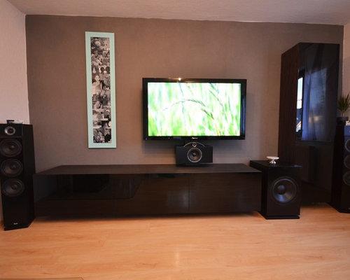 Innenausbau Wohnzimmer