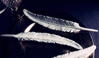 Ceramic Feather