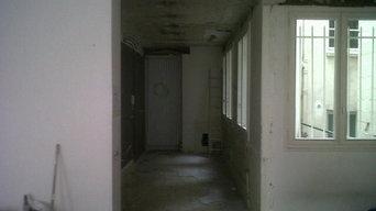 Entré et couloir