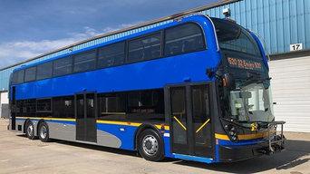 Double Decker Bus/RV