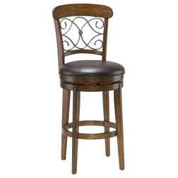 Mediterranean Bar Stools And Counter Stools by ShopFreely