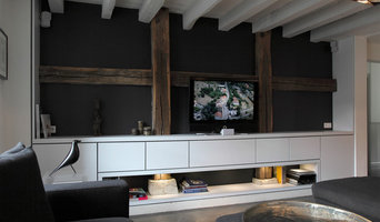 TV Unit for a barn conversion in rural France