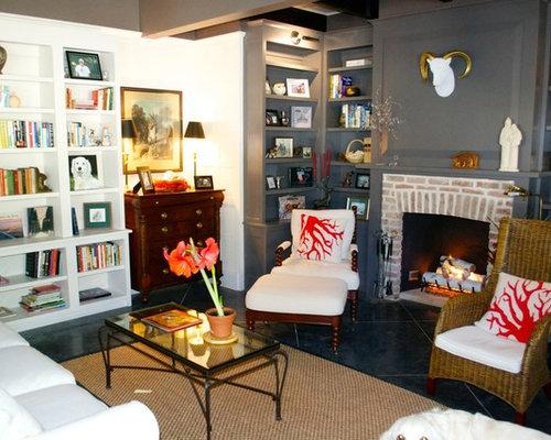 Firerock Fireplace | Houzz