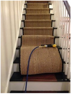 Why Don T You Get An Inexpensive Carpet Runner And Be Done With It