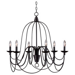 Trend Traditional Chandeliers by Kenroy Home