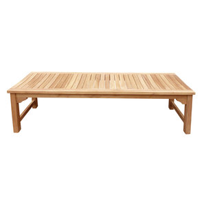 Marvelous Seven Seas Teak Acapulco Outdoor Teak Wood Bench 5 Gmtry Best Dining Table And Chair Ideas Images Gmtryco