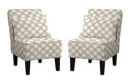 Bryce Chair With Bonus Pillows, Set of 2, Harmony Barley Tan