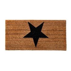 Bloomingville Black Star Doormat