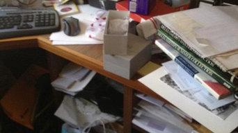 Home Office Declutter