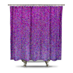 terry cloth shower curtain. Shower Curtain HQ  Catherine Holcombe Berry Pie Fabric Standard Size Terry Cloth Houzz