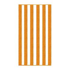 Anatalya Classic Resort Beach Towel 2, Orange, 1-Piece Set
